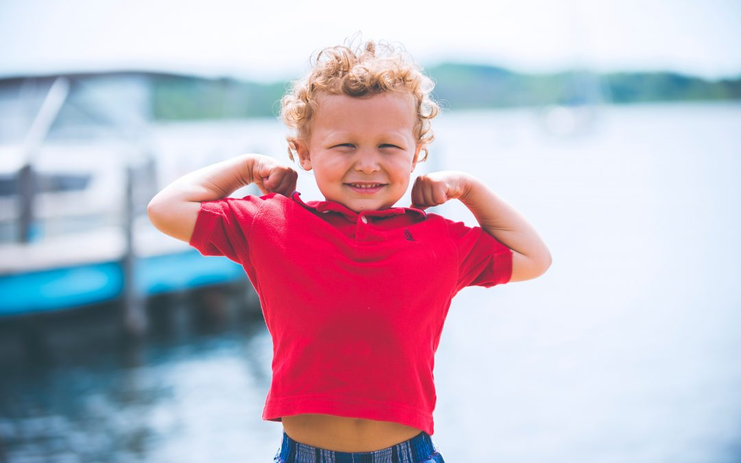 Watch your own mouth to raise body-positive kids